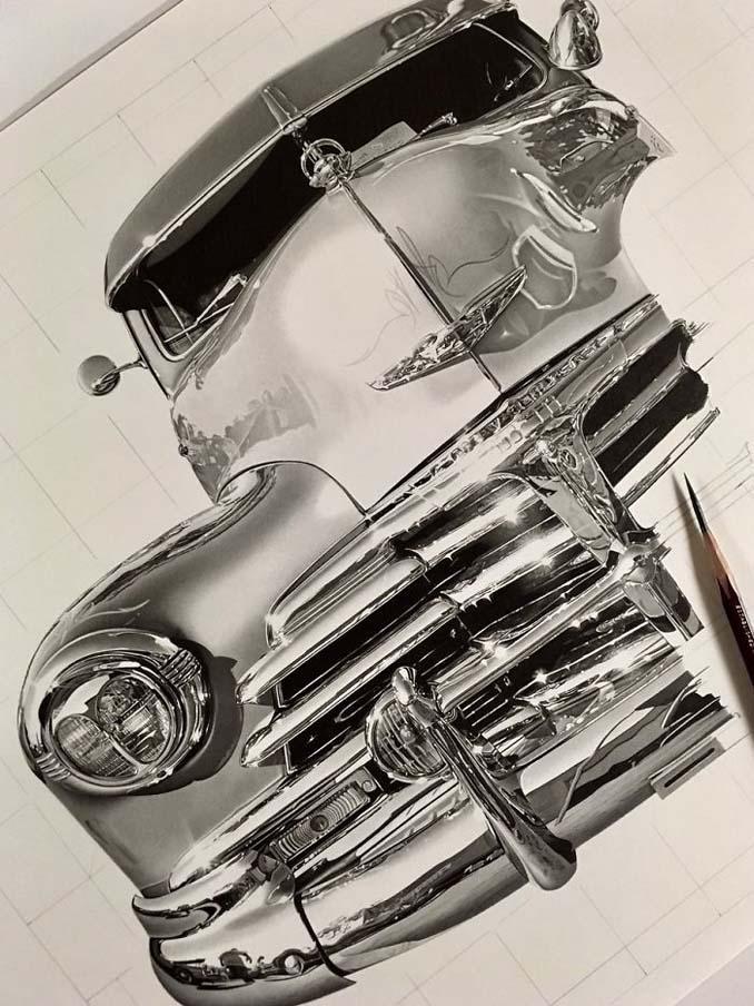 Αυτά τα έργα με μολύβι είναι τόσο ρεαλιστικά που οι άνθρωποι νομίζουν πως πρόκειται για φωτογραφίες (9)