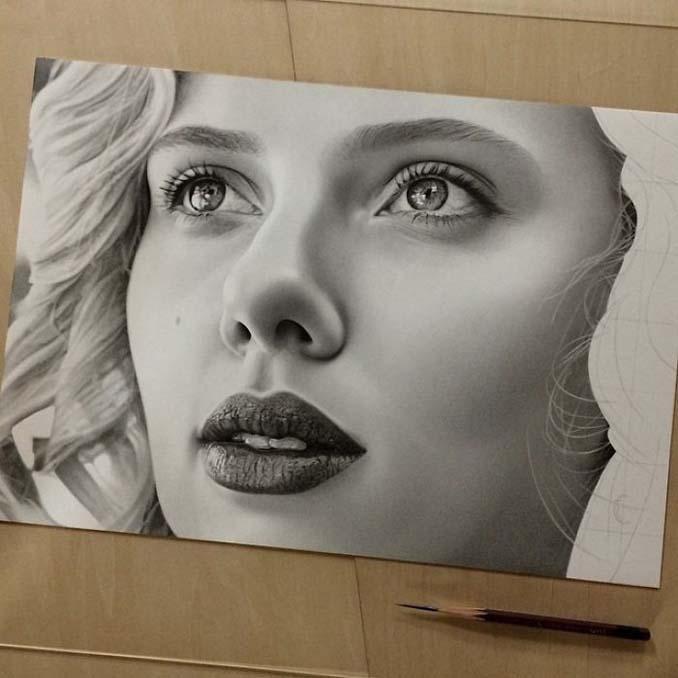 Αυτά τα έργα με μολύβι είναι τόσο ρεαλιστικά που οι άνθρωποι νομίζουν πως πρόκειται για φωτογραφίες (12)