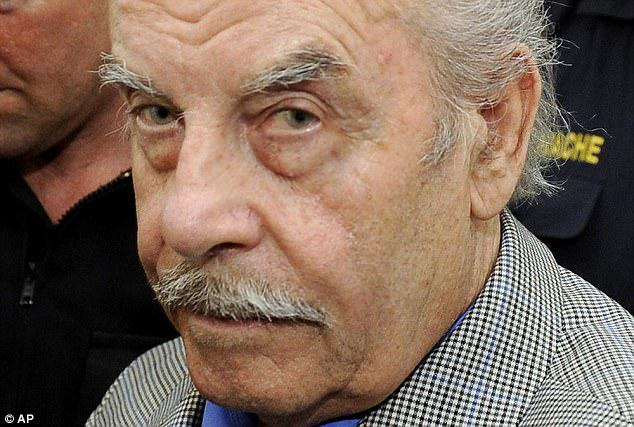 Bulacio has been likened to other inhuman sex attackers such as Josef Fritzl (seen above)