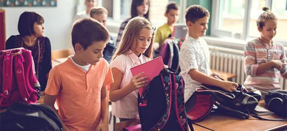 1b19176aa4 Ξεκινάει στα δημοτικά σχολεία της χώρας το πρόγραμμα «Η τσάντα στο ...