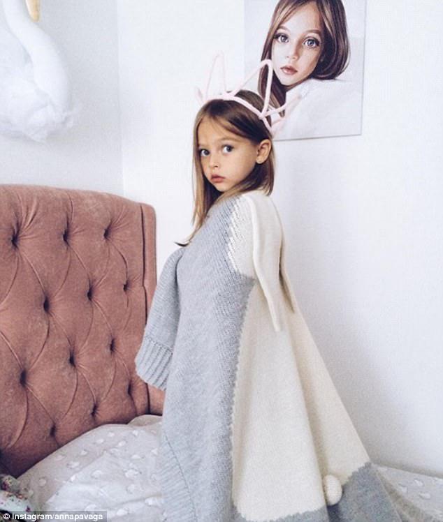 Η μητέρα της Άννας δήλωσε ότι είναι «τυχερός» ότι είχε μια τέτοια όμορφη κόρη