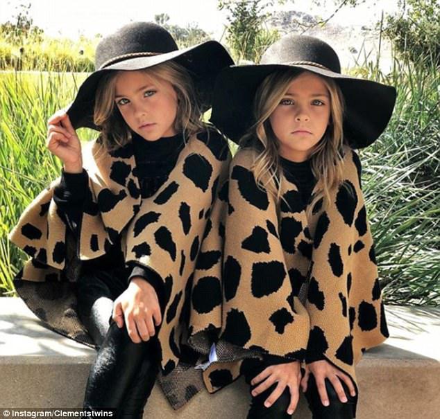 Η μητέρα τους υπέγραψε πρώτα τα κορίτσια ως μοντέλα όταν ήταν έξι μηνών, αλλά μόλις τώρα έχει ξεκινήσει η καριέρα τους