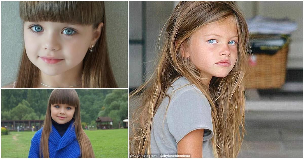 8e245fe95a6 Τοπ μόντελ ετών 6: Κοριτσάκι από τη Ρωσία λένε πως είναι το ωραιότερο στον  κόσμο και έχει ήδη 500.000 ακόλουθους στο Instagram