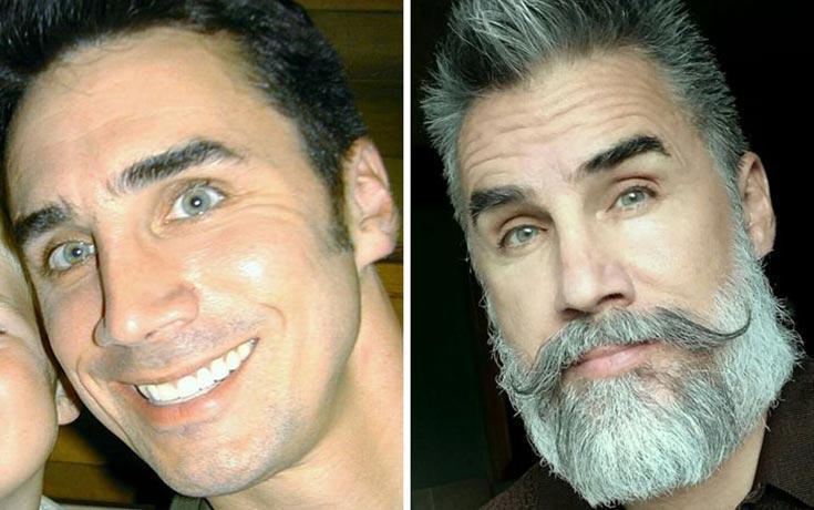 Πριν και μετά το μούσι: 25 άντρες ξύρισαν το μούσι και τρομάξαμε να τους αναγνωρίσουμε