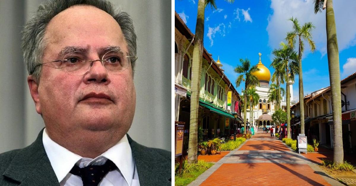Πρωτοφανές: Ο Κοτζιάς άνοιξε πρεσβεία στη Σιγκαπούρη με ενοίκιο 122.000 ευρώ