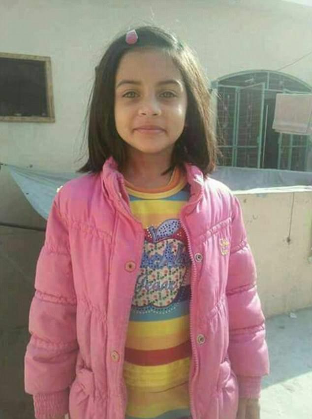Το σώμα του Zainab βρέθηκε βυθισμένο σε σκουπίδια αφού είχε βιαστεί και στραγγαλιστεί