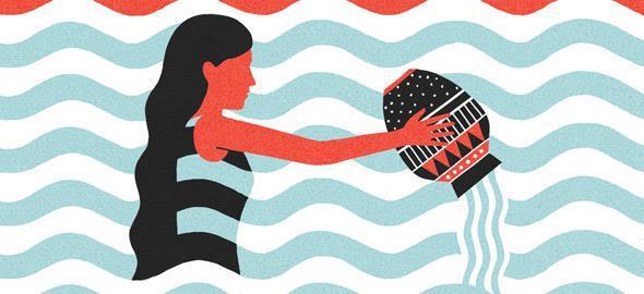 6 λόγοι για να λατρέψεις έναν Υδροχόο