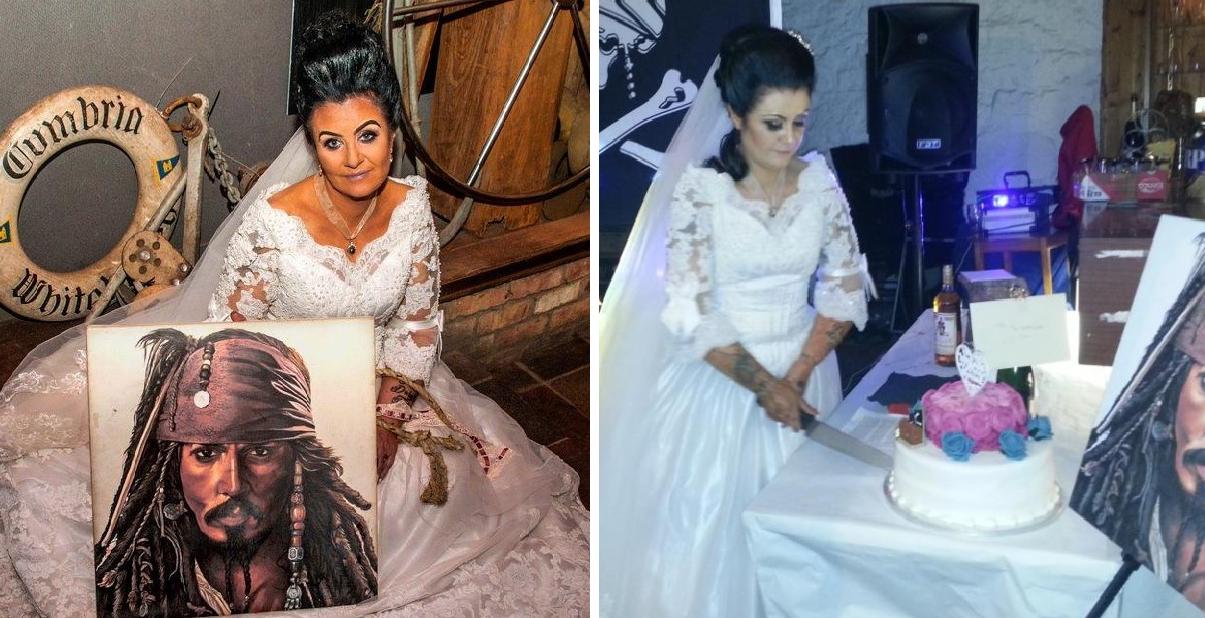 Γυναίκα παντρεύτηκε το φάντασμα ενός πειρατή και τώρα φοβάται ότι είναι έγκυος
