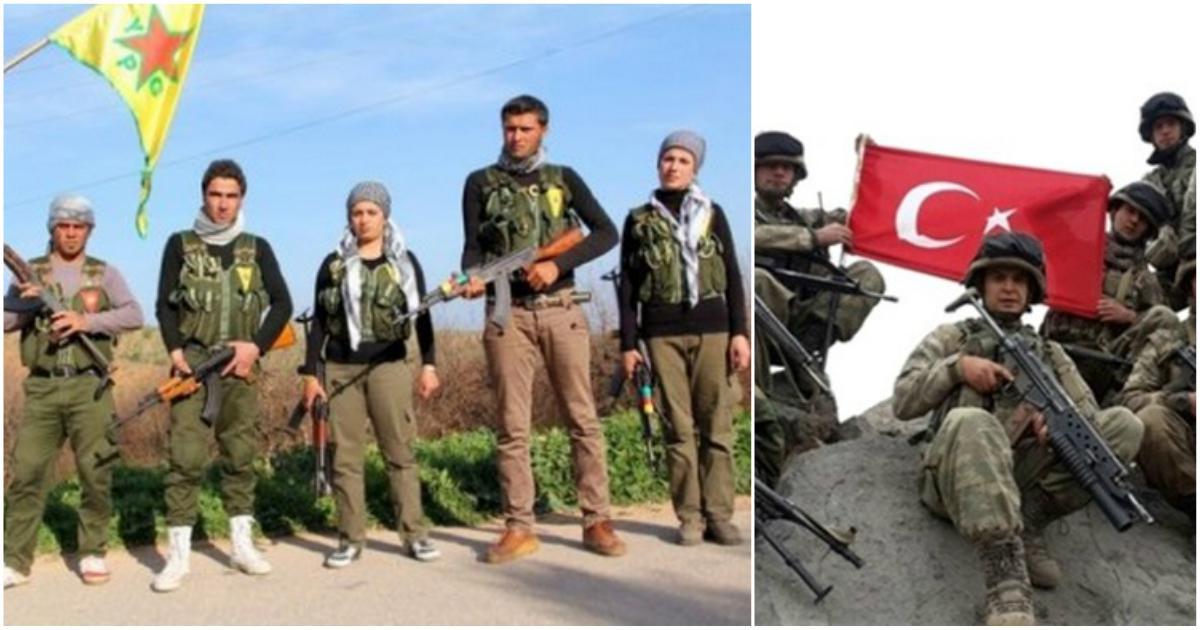 Πως 5 Κούρδοι κατάφεραν να τρέψουν σε φυγή δεκάδες Τούρκους στρατιώτες στην Αφρίν – «Άρχισαν να τρέχουν, το διασκεδάσαμε πολύ»
