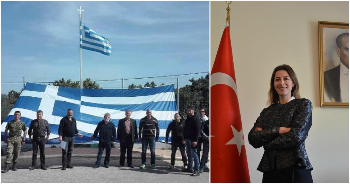 Κάτοικοι στην Κρήτη έδιωξαν και χαρακτήρισαν ανεπιθύμητη Τουρκάλα πρόξενο