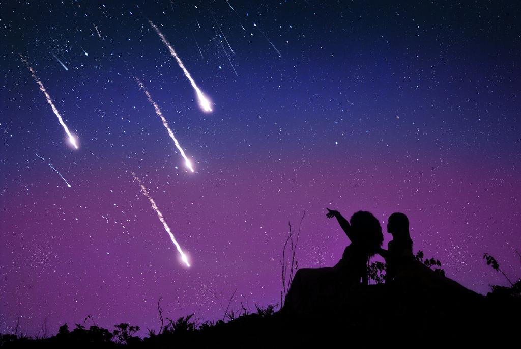 Αύριο το βράδυ η πρώτη βροχή αστεριών της χρονιάς