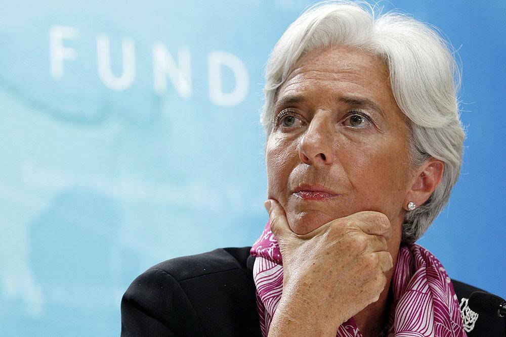 Λαγκάρντ: «Διαγράψτε τώρα το ελληνικό χρέος. Έρχεται παγκόσμια οικονομική κρίση»