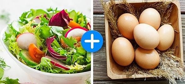 7 διατροφικοί συνδυασμοί που θα σας βοηθήσουν να χάσετε βάρος εν όψει καλοκαιριού