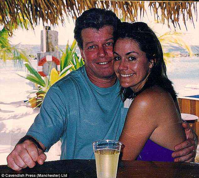 She joined the dating websiteIllicitEncounters.com ten years ago after the death of her oil executive husband Robert from cancer, and meets all of her partners on there