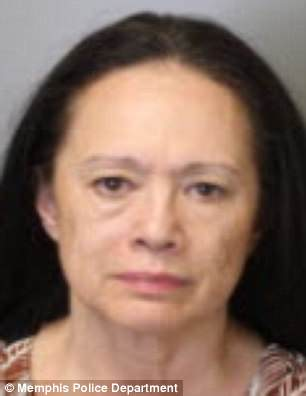 Leimome Cheeks,62, is pictured above in her mugshot