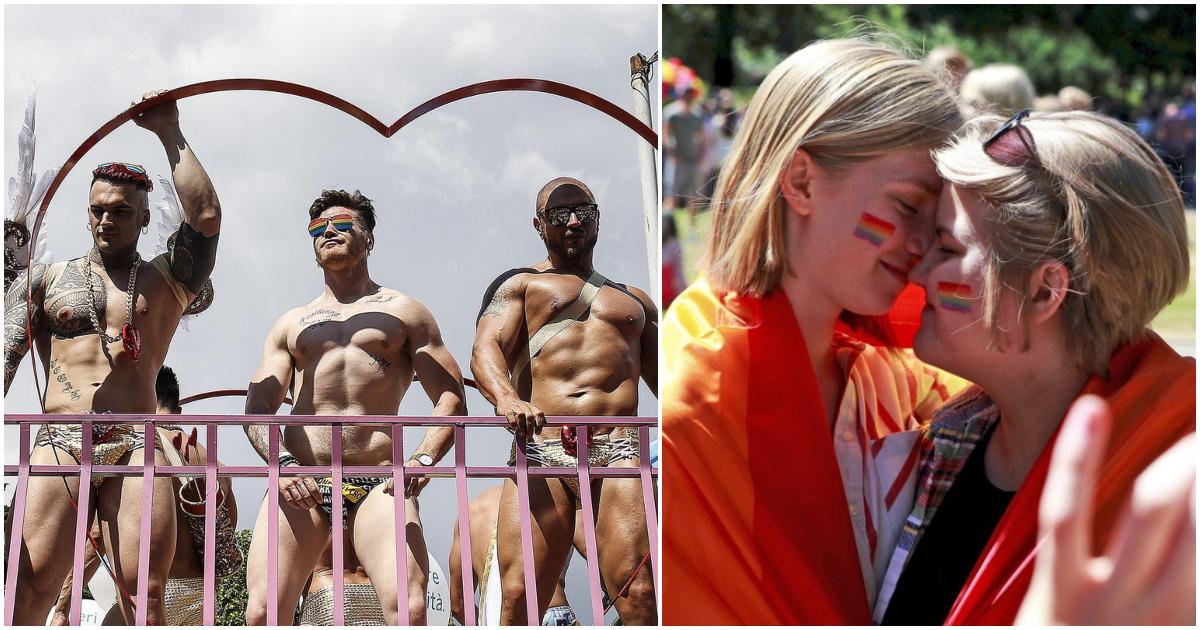 γκέι σεξ Ευρώπη