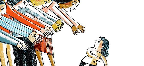 «Δώσε ένα φιλάκι στον παππού» και 3 ακόμα «πρέπει» που καταπιέζουν τα παιδιά