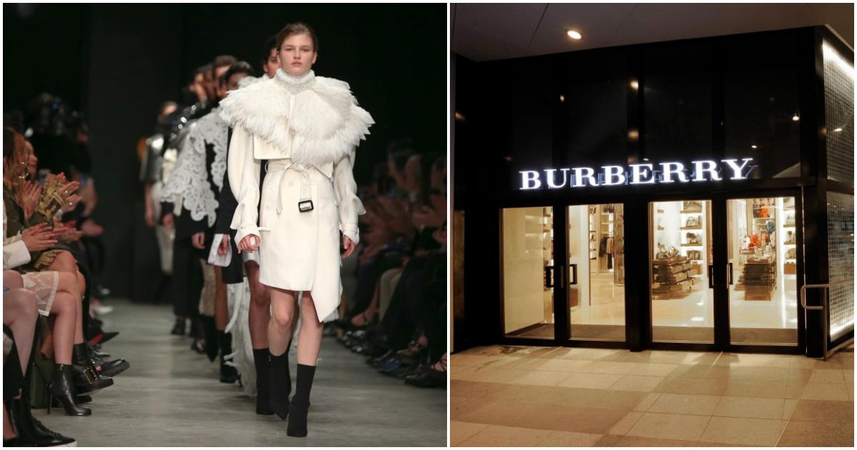 40dc47296f Ο οίκος μόδας Burberry έκαψε πολυτελή ρούχα αξίας 31 εκατ. ευρώ για να μην  τα πουλήσει φτηνά στη μάζα