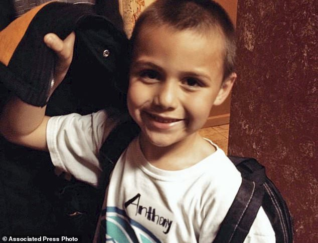 According to court documents, 10-year-old Anthony Avalos was allegedly abused for days before he died on June 21