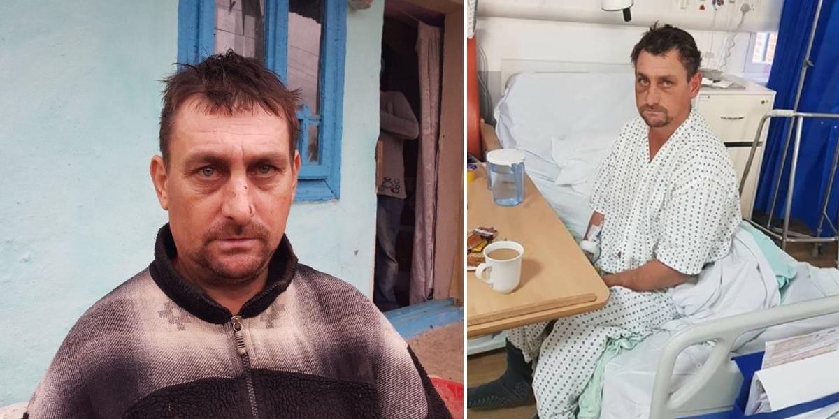 Ρουμάνος βγήκε για μερικά χαλαρά ποτάκια και ξύπνησε στο Λονδίνο
