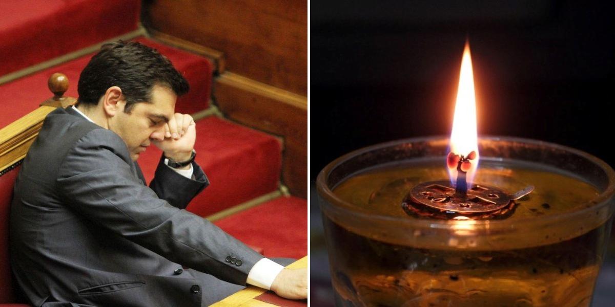 Θρήνος για τον Αλέξη Τσίπρα – Πέθανε ο 58χρονος σύζυγος της αδερφής του και άφησε ορφανά δυο παιδιά