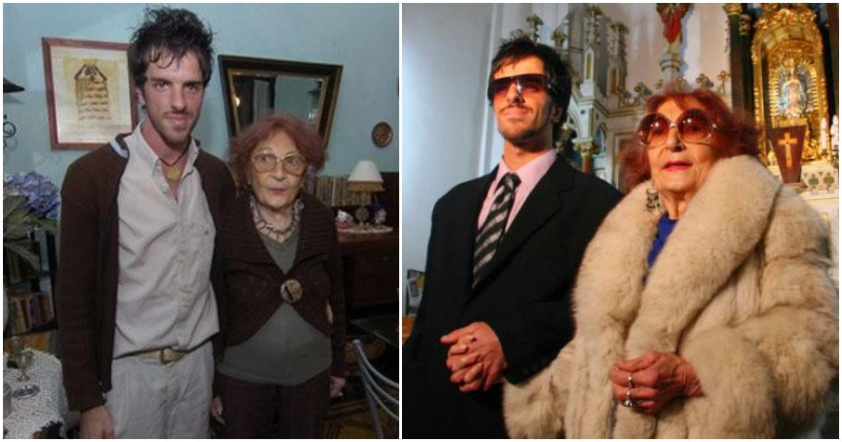 23χρονος δηλώνει: «Παντρεύτηκα την 91χρονη σύζυγό μου από έρωτα. Τώρα δικαιούμαι σύνταξη χηρείας»