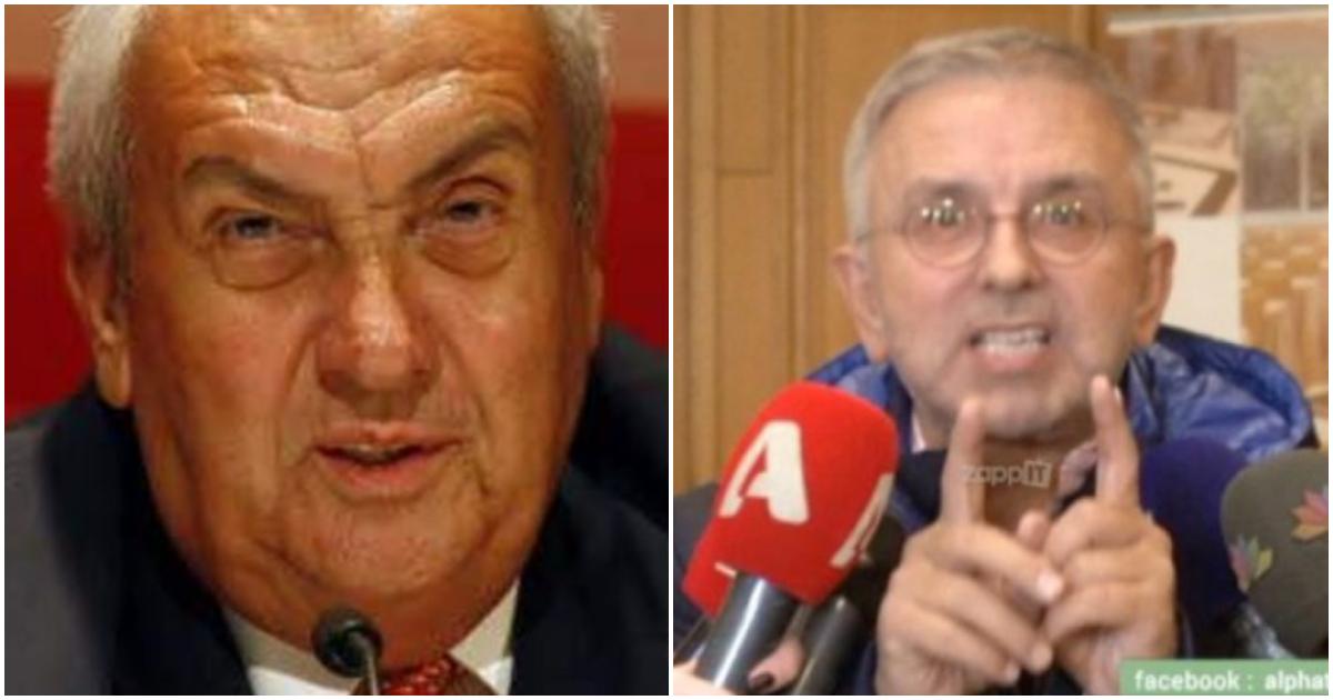 Χαμός στον ALPHA: Ο Κοντομηνάς «Τελείωσε» τον Βερύκιο, εξαντλήθηκε η υπομονή του