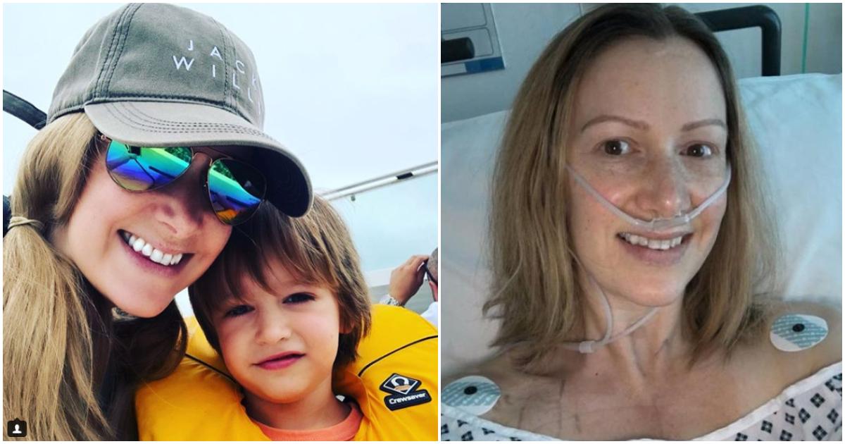 Μάθημα θάρρους από 40χρονη παρουσιάστρια που πάσχει από καρκίνο: «Μου μένουν λίγες μέρες ζωής, αντίο σας»
