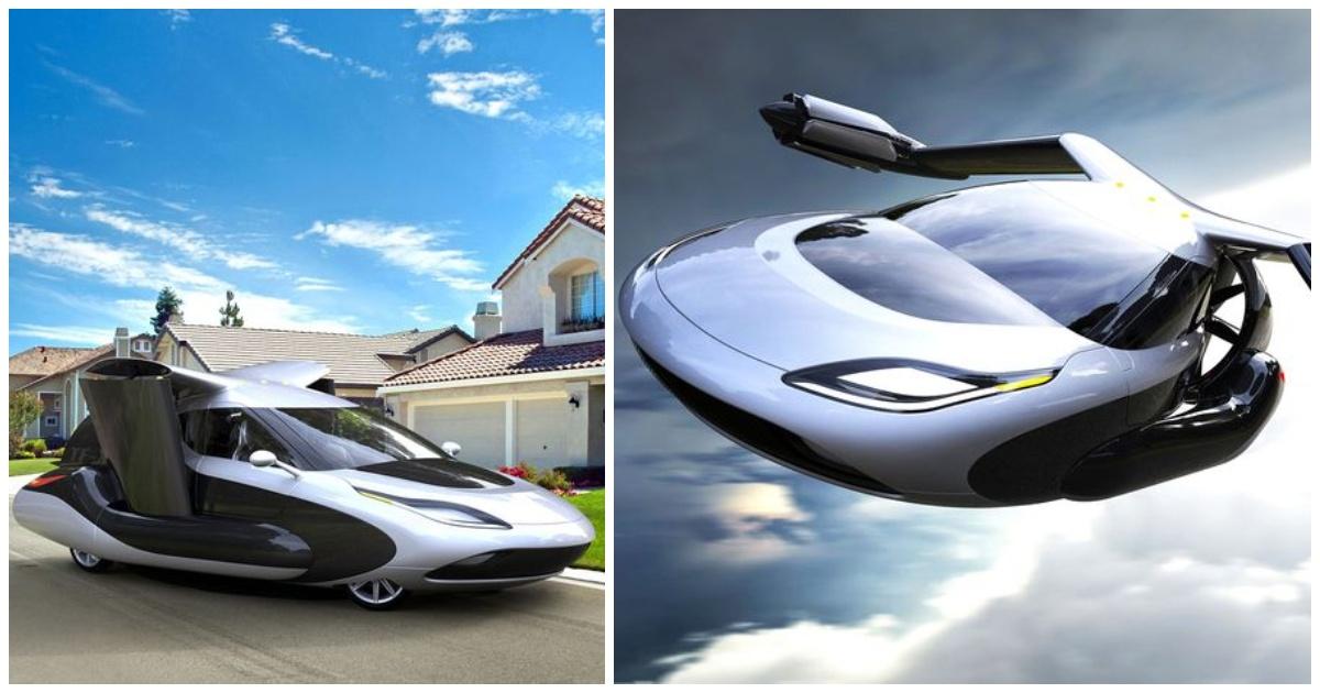 Το πρώτο ιπτάμενο αυτοκίνητο βγαίνει στην αγορά σε 1 μήνα και ανυπομονούμε να το οδηγήσουμε