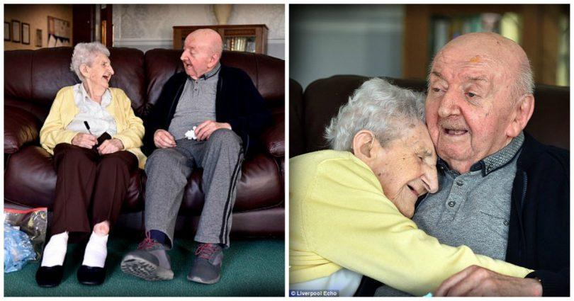 Μάνα 98 ετών μπαίνει σε γηροκομείο για να προσέχει τον 80χρονο γιο της