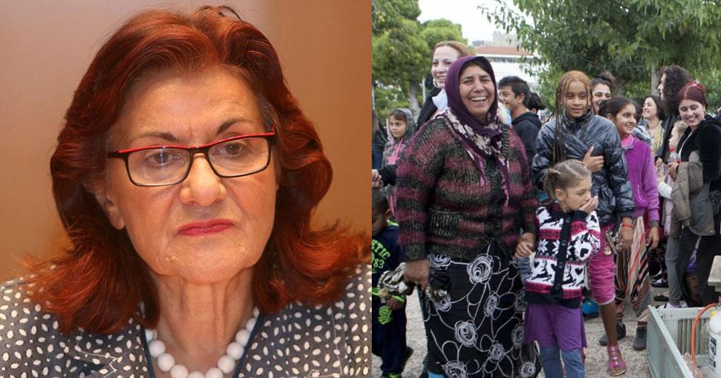Θεανώ Φωτίου: «Οι Ρομά θα ξαναβρούν τη θέση που πρέπει να έχουν στην ελληνική κοινωνία»
