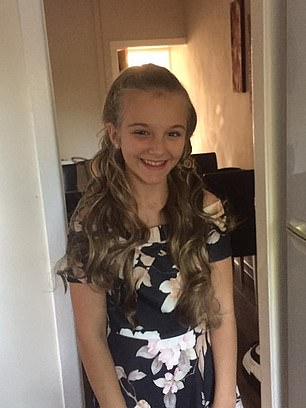 Jessica Scatterson, 12, was said to have been being bullied