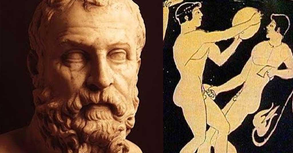 Η νομοθεσία Σόλωνα για τους ομοφυλόφιλους στην Αρχαία Ελλάδα