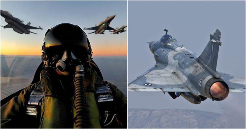 Τούρκοι ζήτησαν αναγνώριση ελληνικού μαχητικού και ο Έλληνας πιλότος απάντησε: «Είμαι ο Χάρος κι έρχομαι»
