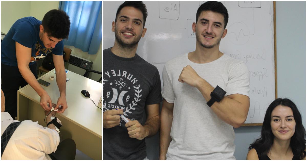 Τρεις 23χρονοι Έλληνες φοιτητές από τη Θεσσαλονίκη έφτιαξαν μηχάνημα που πολεμά τη νόσο του Πάρκινσον