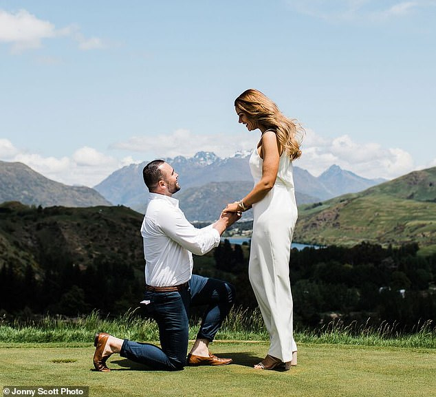 A New Zealand woman has overcome a horrific gang rape and a 92 kilogram weight gain to transform her life and finally find love with the man of her dreams