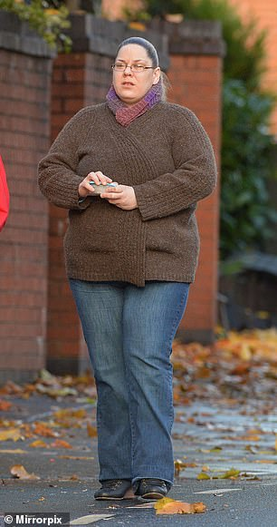 Tracey Connelly, pictured in 2013 when she was free on licence after being jailed for her role in the death of her son, has been allowed to write to her other children