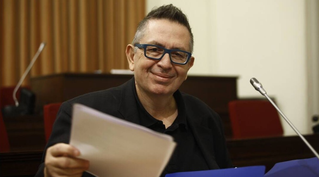 Πέθανε στα 61 του χρόνια ο εκδότης και δημοσιογράφος Θέμος Αναστασιάδης