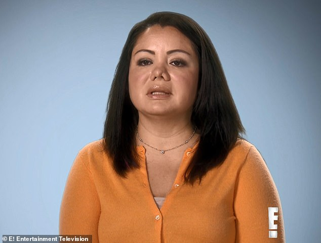 Say what? Mariela, 41, reveals on Wednesday night's episode of the E! reality series Botched that she sought out liposuction in Peru and ended up getting a nose job without her consent