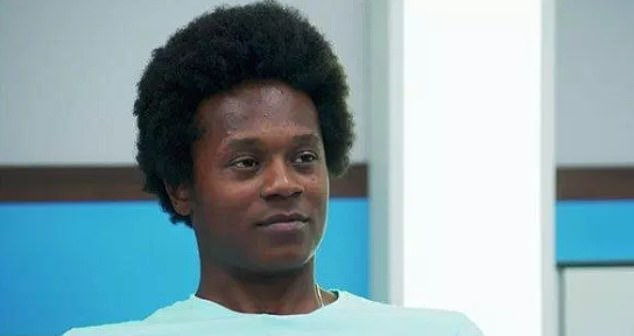 Zach (pictured) - a 24-year-old bartender - admitted to never cleaning his penis after he presented to DrNaomi Sutton - of E4's The Sex Clinic - with a 'nasty smell' and pain at the tip