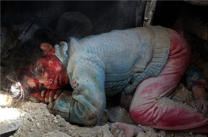 koritsi-syria-ena