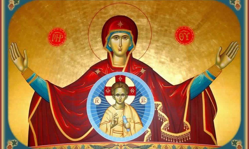 Ακάθιστος Ύμνος-3 Απριλίου: Σήμερα χαμογελά η Παναγία – Προσευχές για την  Πατρίδα μας – διαφορετικό
