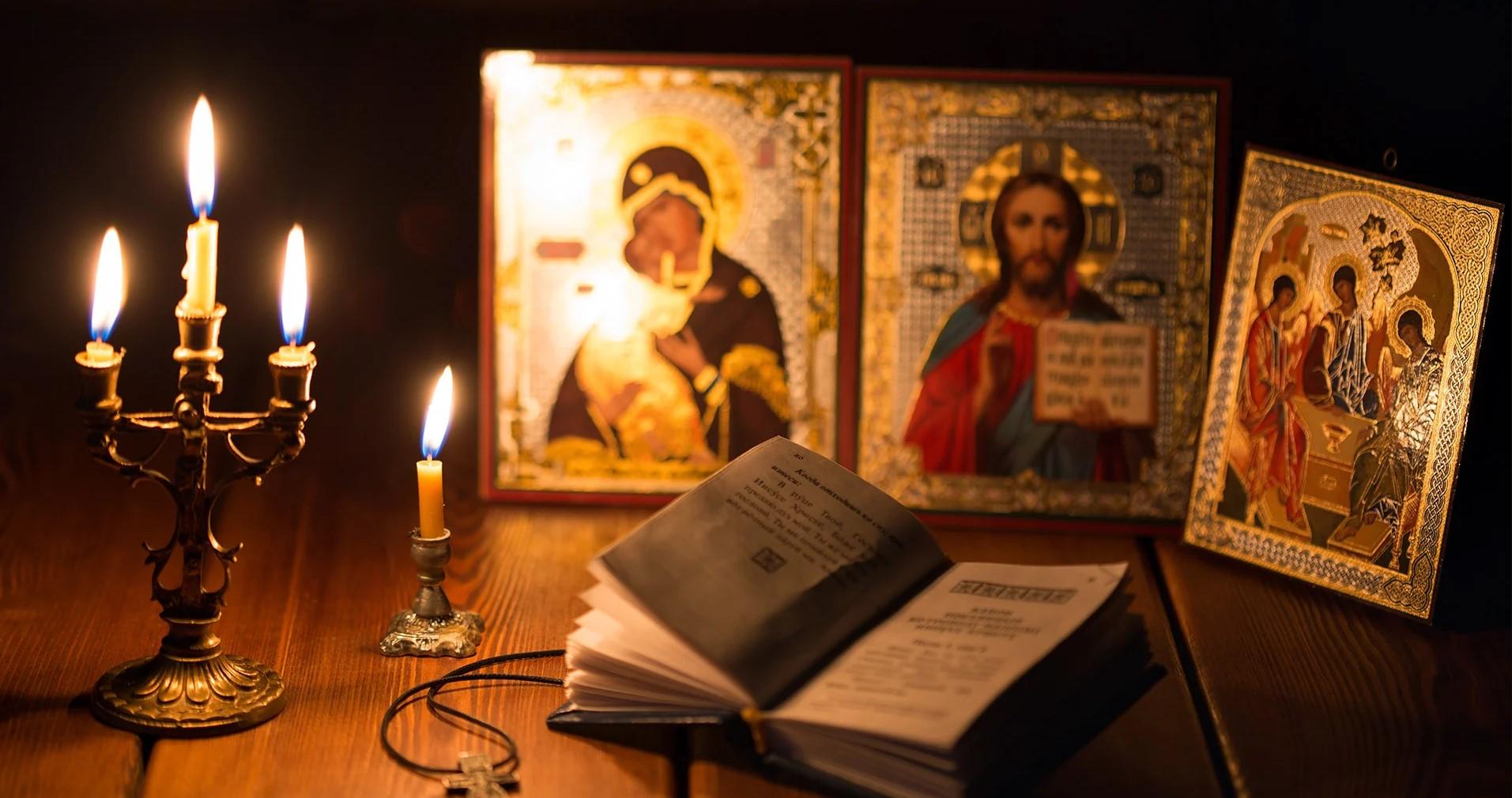Άγιος Εφραίμ: Νυκτερινή προσευχή για προστασία από το κακό ...
