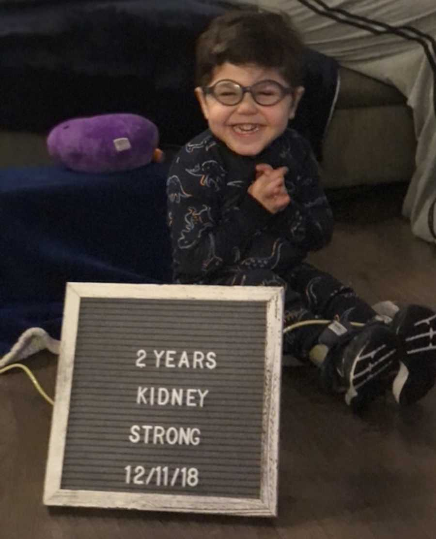 Jessica Peniazek Baby Kidney Transplant 12