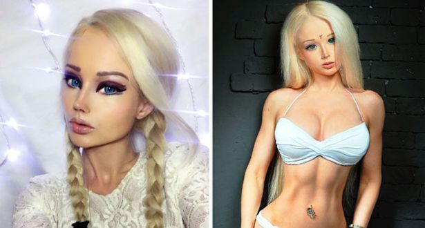 0 Human Barbie in bikini 551616