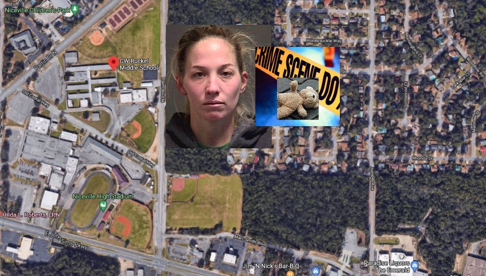 Hayley Hallmark Ruckel Middle School Partin Drive North Niceville FL