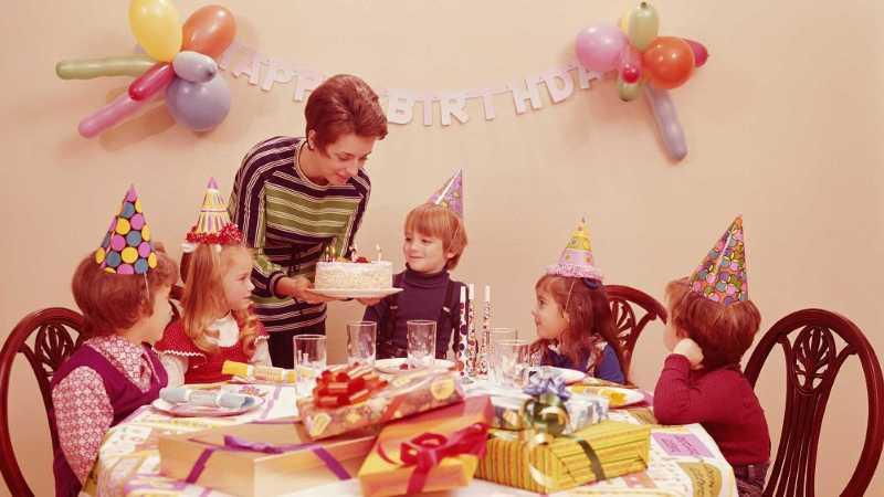 children birthday party gi