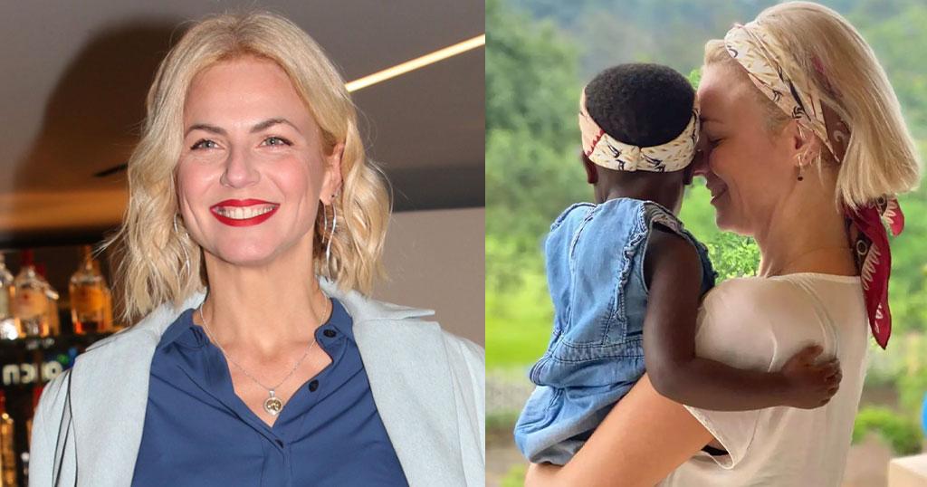 Χριστίνα Κοντοβά: Υιοθέτησε ένα κοριτσάκι από την Ουγκάντα – Στο πλευρό της  ο Τζώνη Καλημέρης – διαφορετικό