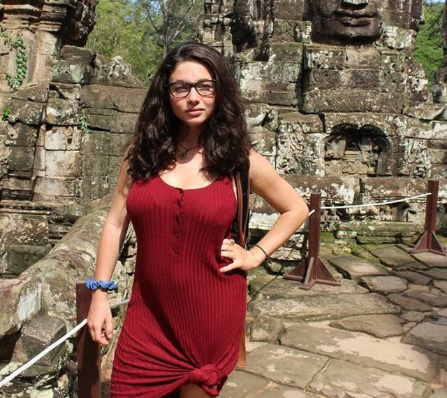 Hannah Gavios featured