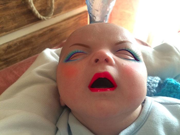 Makeup Baby 3